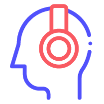 this icon represents the audio analytics software developed by gramener ai labs using artificial intelligence and deep leanring.
