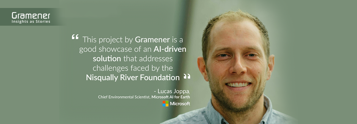 Lucas joppa Testionial for Gramener