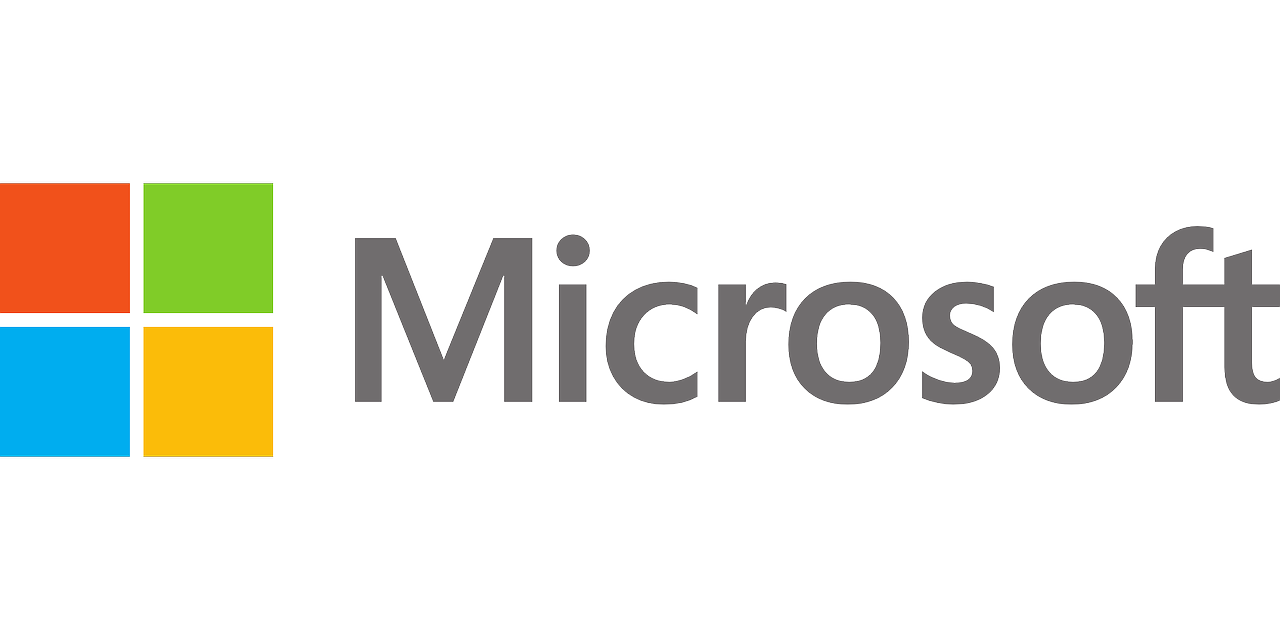 microsoft logo | microsoft is a partner of gramener to build ai solutions for saving biodiversity